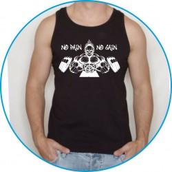 Koszulka na siłownię ramiączka 6