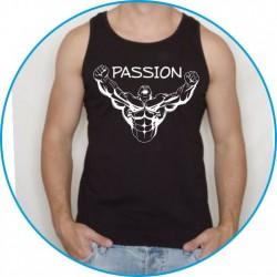 Koszulka na siłownię ramiączka 10