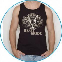 Koszulka na siłownię ramiączka 11