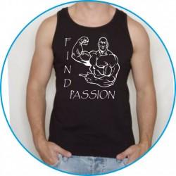 Koszulka na siłownię ramiączka 14