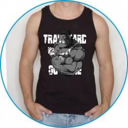 Koszulka na siłownię ramiączka 15