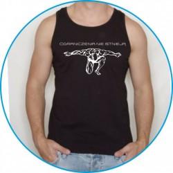 Koszulka na siłownię ramiączka 17