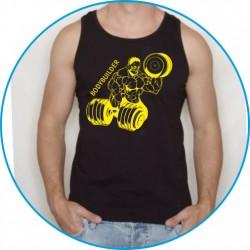 Koszulka na siłownię ramiączka 18