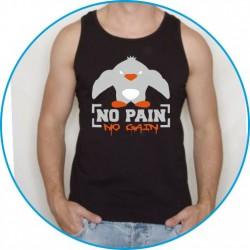 Koszulka na siłownię ramiączka 21