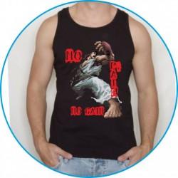 Koszulka na siłownię ramiączka 22