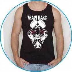 Koszulka na siłownię ramiączka 23