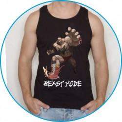 Koszulka na siłownię ramiączka 29