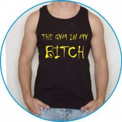 Koszulka na siłownię ramiączka 33