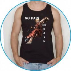 Koszulka na siłownię ramiączka 34