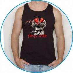 Koszulka na siłownię ramiączka 36