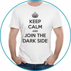 keep cal and join the dark side