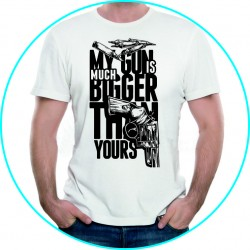 my gun is..