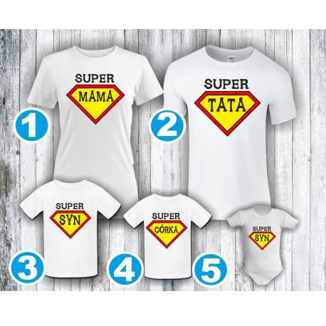 Koszulki rodzinne 5