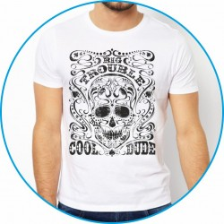 Czaszka skull 3