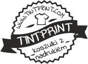 Koszulki z nadrukiem Tint Print